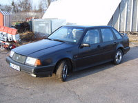 1991 Volvo 440 Overview