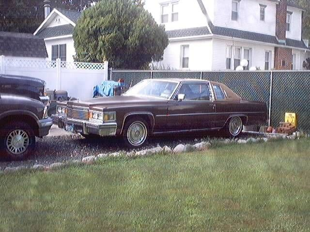 Picture of 1979 Cadillac DeVille, exterior, gallery_worthy