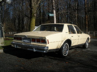 1978 Chevrolet Caprice Overview
