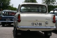 1961 Ford Anglia Overview