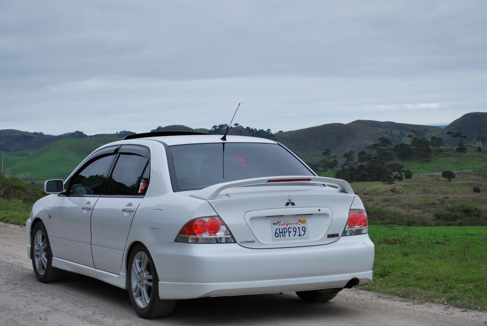 2004 Mitsubishi Lancer Pictures Cargurus