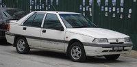 2000 Proton Iswara Overview