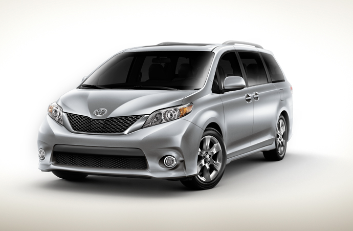 2011 toyota sienna overview cargurus. Black Bedroom Furniture Sets. Home Design Ideas