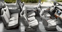 2011 Toyota Sienna, seating , interior, manufacturer