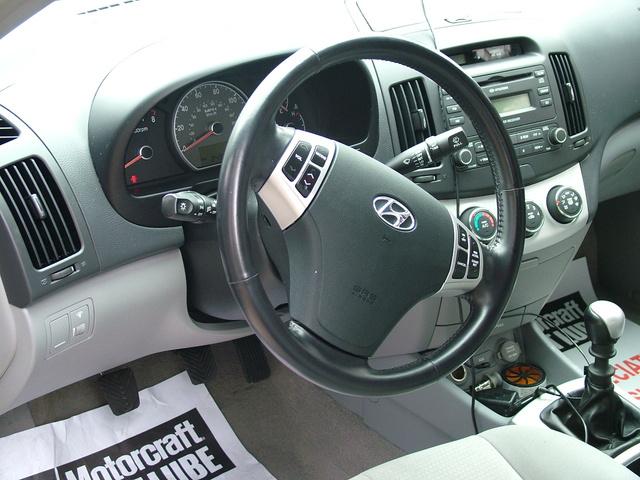 2007 Hyundai Elantra Interior Pictures Cargurus