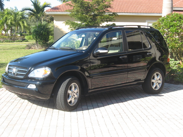 Picture of 2003 Mercedes-Benz M-Class ML 500