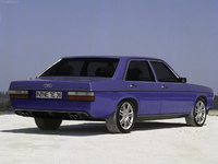 1977 Audi 100 Overview