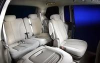 2009 Kia Sedona, Interior Cargo View, interior, manufacturer