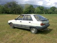 1985 Renault 11 Overview
