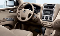 2010 Kia Sportage, Interior View, manufacturer, interior