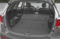 2011 Kia Sorento, Interior Cargo View, interior, manufacturer
