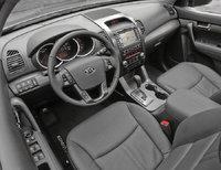 2011 Kia Sorento, Interior View, interior, manufacturer
