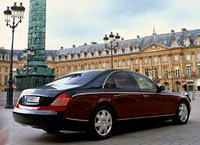 2010 Maybach 57 Base, 2010 Maybach 57, exterior, manufacturer