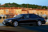2010 Maybach 57 S, side view , exterior, manufacturer