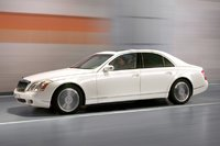2010 Maybach 57 Overview