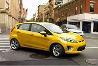 2011 Ford Fiesta Picture Gallery