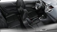 2011 Ford Fiesta, seating , manufacturer, interior