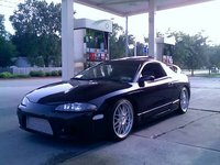 Picture of 1999 Mitsubishi Eclipse GSX Turbo AWD, exterior, gallery_worthy