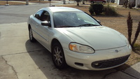 2001 Chrysler Sebring LX Coupe picture, exterior