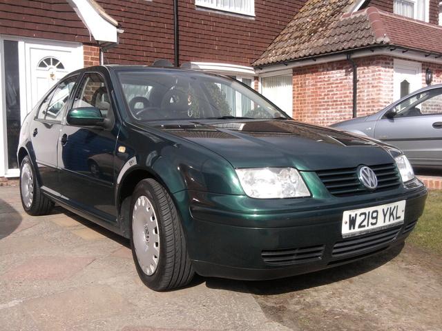 Picture of 2000 Volkswagen Bora