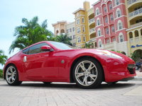 Picture of 2009 Nissan 370Z Coupe, exterior, gallery_worthy