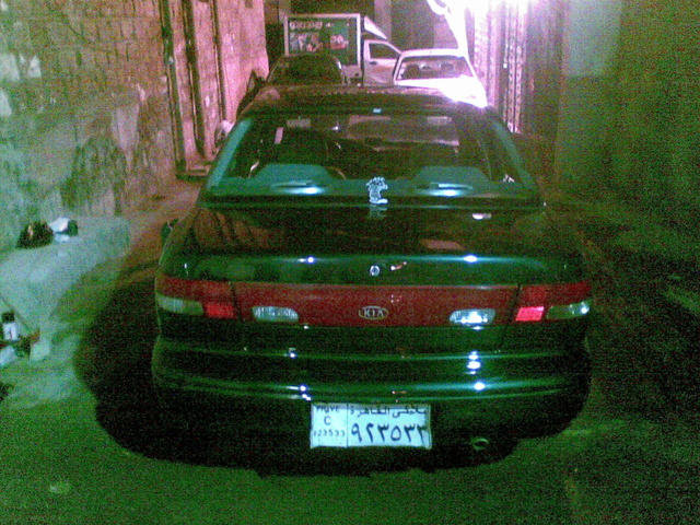 Picture of 1996 Kia Sephia 4 Dr LS Sedan