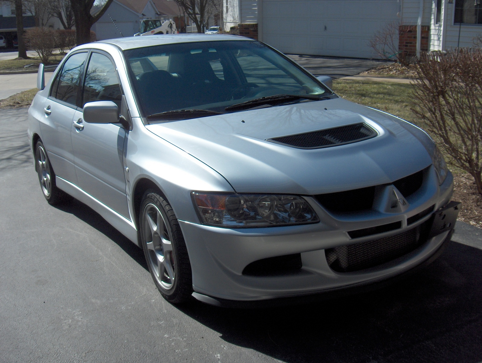 2003 mitsubishi lancer evolution viii for sale car. Black Bedroom Furniture Sets. Home Design Ideas