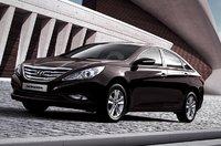 2011 Hyundai Sonata, Front Left Quarter View, exterior, manufacturer, gallery_worthy