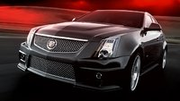 2010 Cadillac CTS-V Picture Gallery
