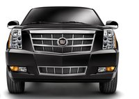 2010 Cadillac Escalade, Front View, exterior, manufacturer