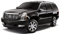 2010 Cadillac Escalade, Front Left Quarter View, exterior, manufacturer, gallery_worthy