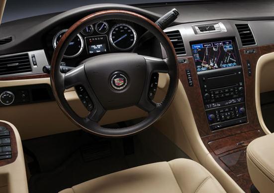 Cadillac Escalade 2010 Interior. 2010 Cadillac Escalade EXT,