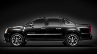 2010 Cadillac Escalade EXT, Left Side View, exterior, manufacturer