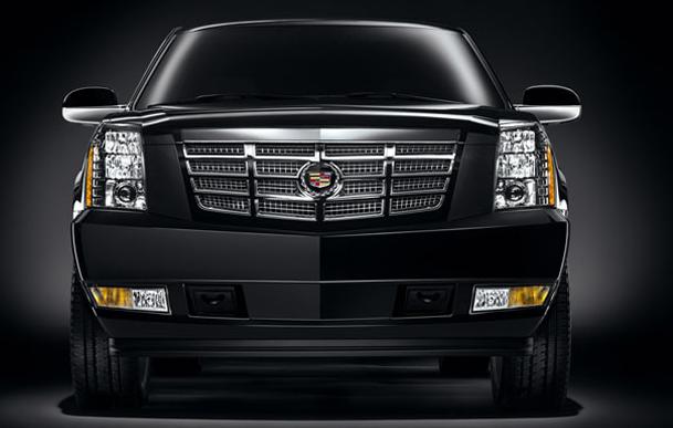 2010 Cadillac Escalade EXT, Front View, exterior, manufacturer
