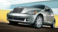 2010 Chrysler PT Cruiser, Front Left Quarter View, exterior, manufacturer