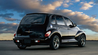2010 Chrysler PT Cruiser, Back Right Quarter View, exterior, manufacturer