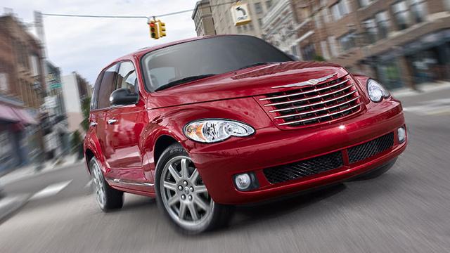 2010 Chrysler PT Cruiser, Front View, exterior, manufacturer