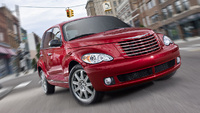2010 Chrysler PT Cruiser, Front View, exterior, manufacturer