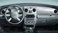 2010 Chrysler PT Cruiser, Interior View, interior, manufacturer, gallery_worthy