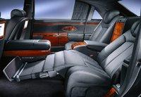 2010 Maybach 62, Interior View, interior, manufacturer