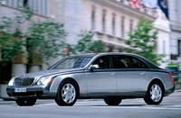 2010 Maybach 62, Front Left Quarter View, exterior, manufacturer