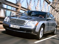 2010 Maybach 62 Picture Gallery