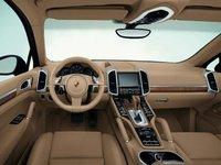 2011 Porsche Cayenne, Interior View, interior, manufacturer