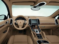 2011 Porsche Cayenne, Interior View, manufacturer, interior