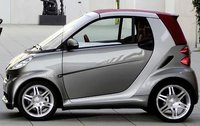 2010 smart fortwo, Left Side View, exterior, manufacturer