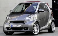 2010 smart fortwo Overview