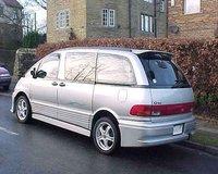 1999 Toyota Estima Overview