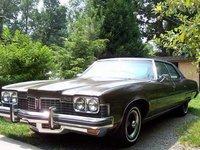 1973 Pontiac Grand Ville Overview