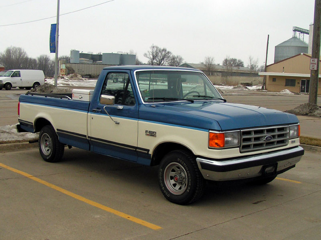 1988 Ford F 150 Pictures Cargurus