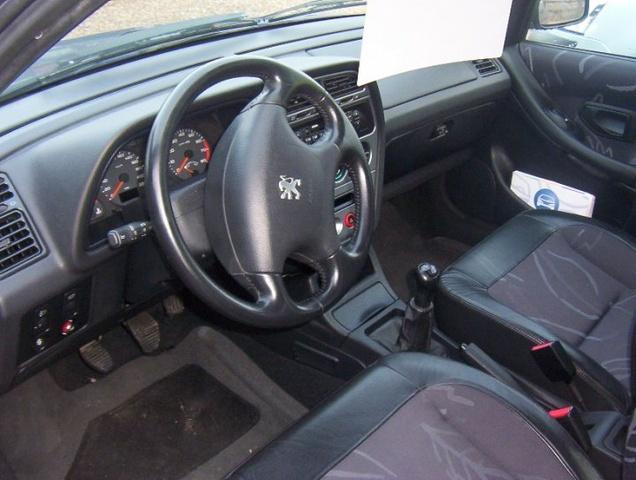 1999 Peugeot 306 Interior Pictures Cargurus